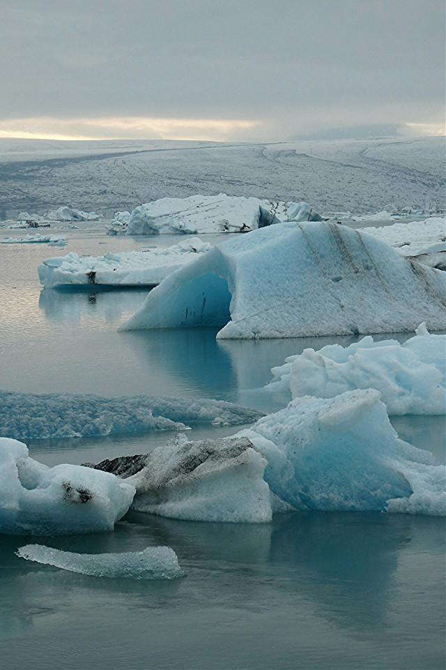 #dpcwinterblues #freetoedit #iceland a beautiful memory of a few years ago