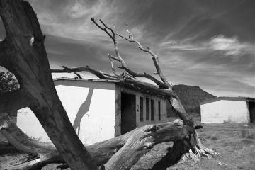 oldhouse blackandwhite photography