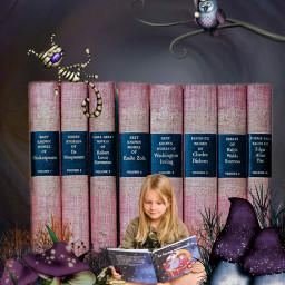 freetoedit reading fantasy dailyremixmechallenge booksremix