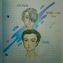 yuri yuri_on_ice yurikatsuki yurioniceviktor yurixvictor