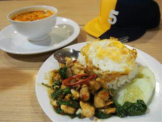 travel food bkk