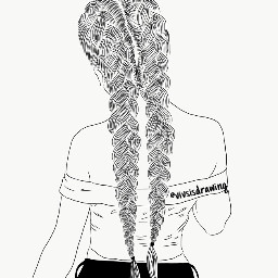 draw drawingoutlines outlines blackandwhite perfect freetoedit