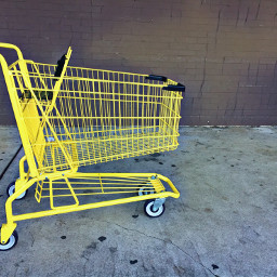 FreeToEdit grocerycart shoppingcart fillitup myoriginalphoto yellow