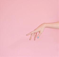 hands pink freetoedit