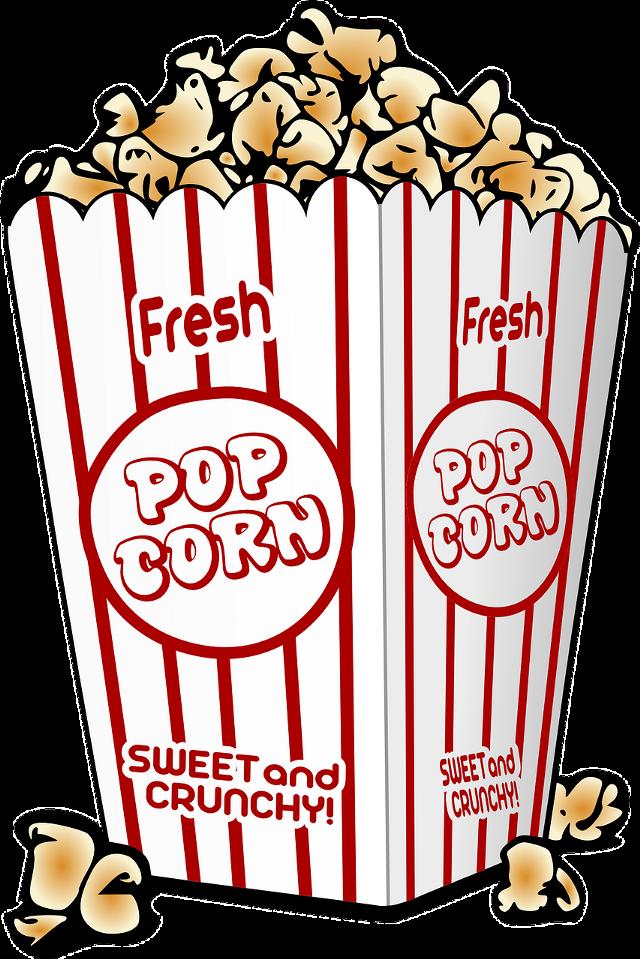 #FreeToEdit  #ftestickers #popcorn