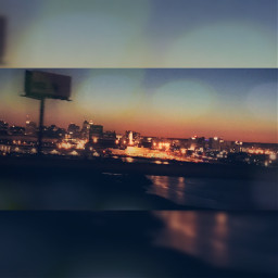 brickcity sunset