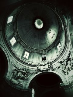 photography architecture dome italy