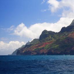 freetoedit hawaii kauai napalicoast ocean