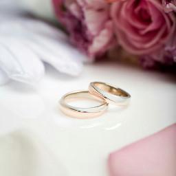 couplering flower love couple wedding